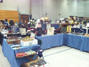 Antique Show in De Pere WI, St, Norbert's Collage